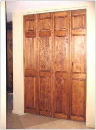 Miami Closet Doors Unthinkable Wood Closet Doors Sliding With Mirrors Lowes Home