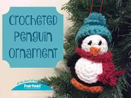 amigurumi ornaments fairfield world