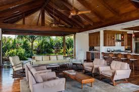 outdoor lanai outdoor lanai ideas living room tropical with open concept grey area rug
