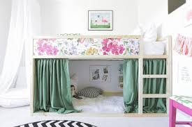 ikea girl bedroom ideas mommo design ikea hacks for kids do the same thing and use