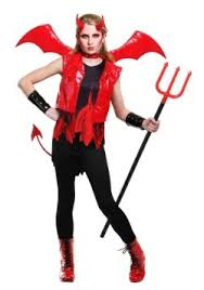 Girls Halloween Costumes Kids Kids Devil Costumes Child Devil Halloween Costumes