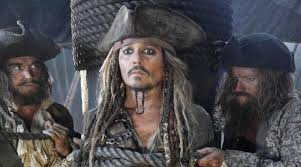 sparrow hair johnny depp is back as sparrow in of the caribbean
