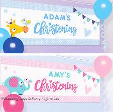christening decorations christening decorations ebay