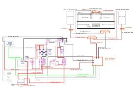 inverter home wiring diagram of connected with electrical system