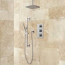 Rain Shower Head With Handheld Rain Showers And Rainfall Shower Heads Signature Hardware