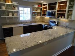 modern kitchen countertop ideas modern kitchen granite countertops home designs