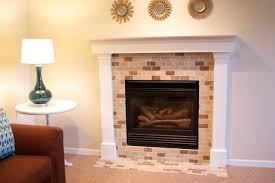 tile fireplace surround best 25 wood fireplace surrounds ideas on
