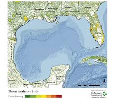 Gulf State Park Map by Searching For Whoopers New Report Showcases Gulf Of Mexico