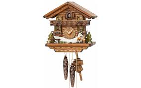 cuckoo clock chalet style 25cm by hekas blackforest u0026 beyond