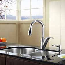 30 inch undermount double kitchen sink kraus 30 inch undermount 60 40 double bowl 16 gauge stainless steel