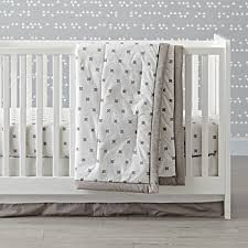 Moon And Stars Crib Bedding Boys Crib Bedding Sets The Land Of Nod