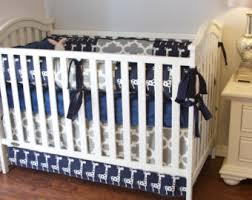 boy crib set etsy