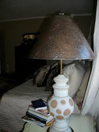 tin foil lamp shade redo projects in my home pinterest house tin foil lamp shade redo