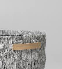 design house stockholm homebag medium bjork light grey