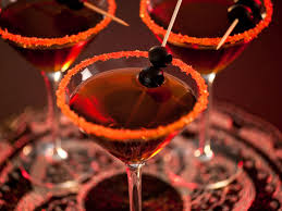 martini drinks black devil martini recipe hgtv