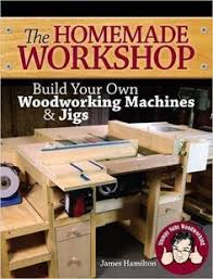 Woodworking Machine Service Repair by Build Your Own Woodworking Machines And Jigs The Homemade Workshop