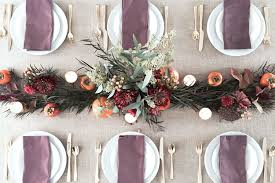thanksgiving table centerpiece d i y erika brechtel