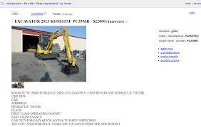 anybody have experience with a komatsu pc35mr mini excavator