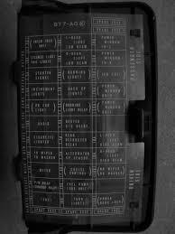 1998 honda civic fuse box 1998 wiring diagrams collection