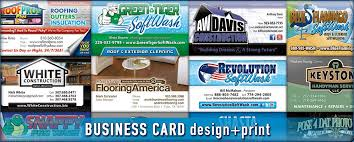 Business Card Design Pricing Business Card Design U0026 Printing Services From Kbk Graphx