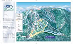 Montana Road Report Map by Red Lodge Mountain Skimap Org