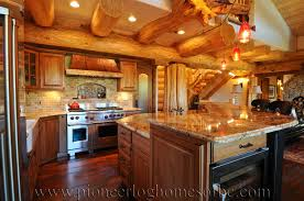 home interiors kitchen fancy log home kitchen and log homes kitchens houzz fpudining