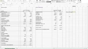 Profit And Loss Spreadsheet Template by Profit And Loss Statement Template For Self Employed Profit
