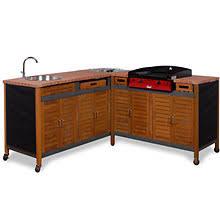 meuble cuisine d été meuble cuisine exterieure cuisine extrieure avec comptoir en