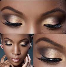 eyeshadow tutorial for brown skin 632 best glam it up make up looks for women with deeper skin tones