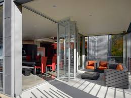 Patio Doors Cincinnati Zinc House Contemporary Patio Cincinnati By Lacantina Doors