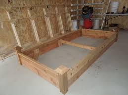 Raised Flower Bed Corners - cedar raised planter beds built for
