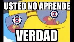 Memes Cruz Azul Vs America - facebook cruz azul víctima de memes tras caer ante américa en la
