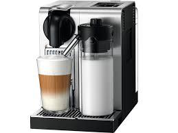 pro machine nespresso en750 mb lattissima pro system de longhi