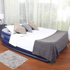 Inflatable Bed With Frame Air Mattresses U0026 Air Beds