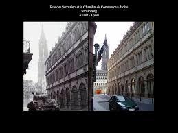 chambre du commerce strasbourg magnifique image de la rue mercière et de la cathédrale strasbourg