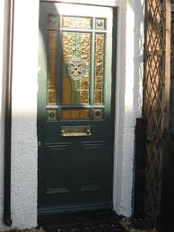All Glass Exterior Doors Glass Door Geometric Circle Pinstripes 1 Decorative Panels For