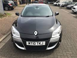 renault megane 1 5 dci dynamique coupe 3dr diesel manual 2010 in