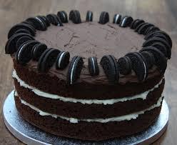 chocolate oreo birthday cake u2013 lovinghomemade
