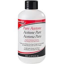 amazon com super nail pure acetone polish remover 8 oz beauty
