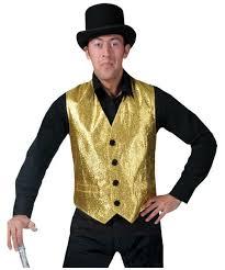 Black Gold Halloween Costumes Gold Vest Costume Halloween Costume Costumes