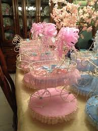 carriage centerpiece wire baby buggy attractive baby carriage centerpieces for baby