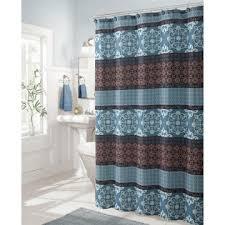 13pc turquoise shower curtain set