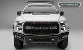 ford raptor grill for 2007 f150 t rex ford f 150 raptor revolver series bumper replacement