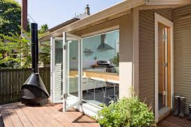 Wooden Bifold Patio Doors Captivating Folding Doorways For Your Residence Futuristic Designs