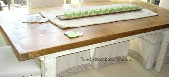 chunky farmhouse table legs enchanting chunky table legs ideas rustic farmhouse table plans