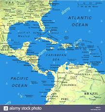 Blank Map Of Middle America by Maps Usa Canada Mexico At Map Of Usa With Mexico Evenakliyat Biz