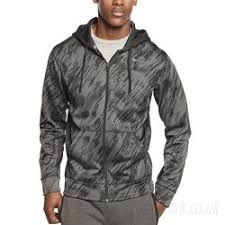 nike mens athletic dept gray camo full zip hoodie sweatshirt