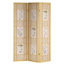 wood room dividers room divider the home depot