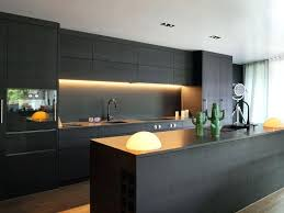 cuisine noir mat emejing cuisine noir mat et bois images home ideas