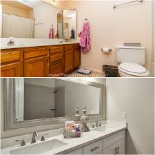 fix and flip home investing with the guerrero group before vs the guerrero group bathroom renovation design before and after at chandler home for sale in